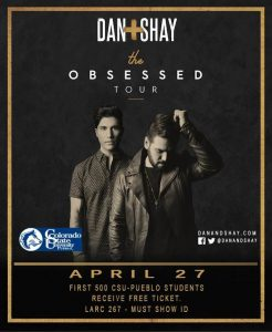 Enter to Win Two Tickets to See Dan + Shay on April 27