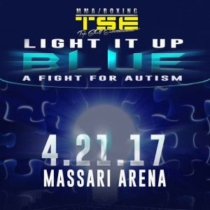Top Shelf Entertainment Presents Legacy Fighting Alliance 10 Light It Up Blue – A Fight for Autism Ticket Giveaway